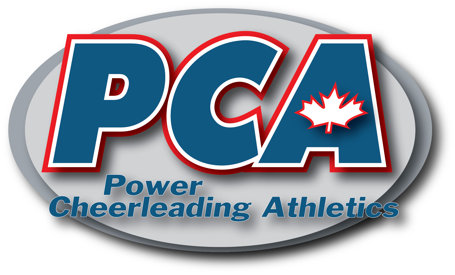 POWER CHEERLEADING ATHLETICS Logo
