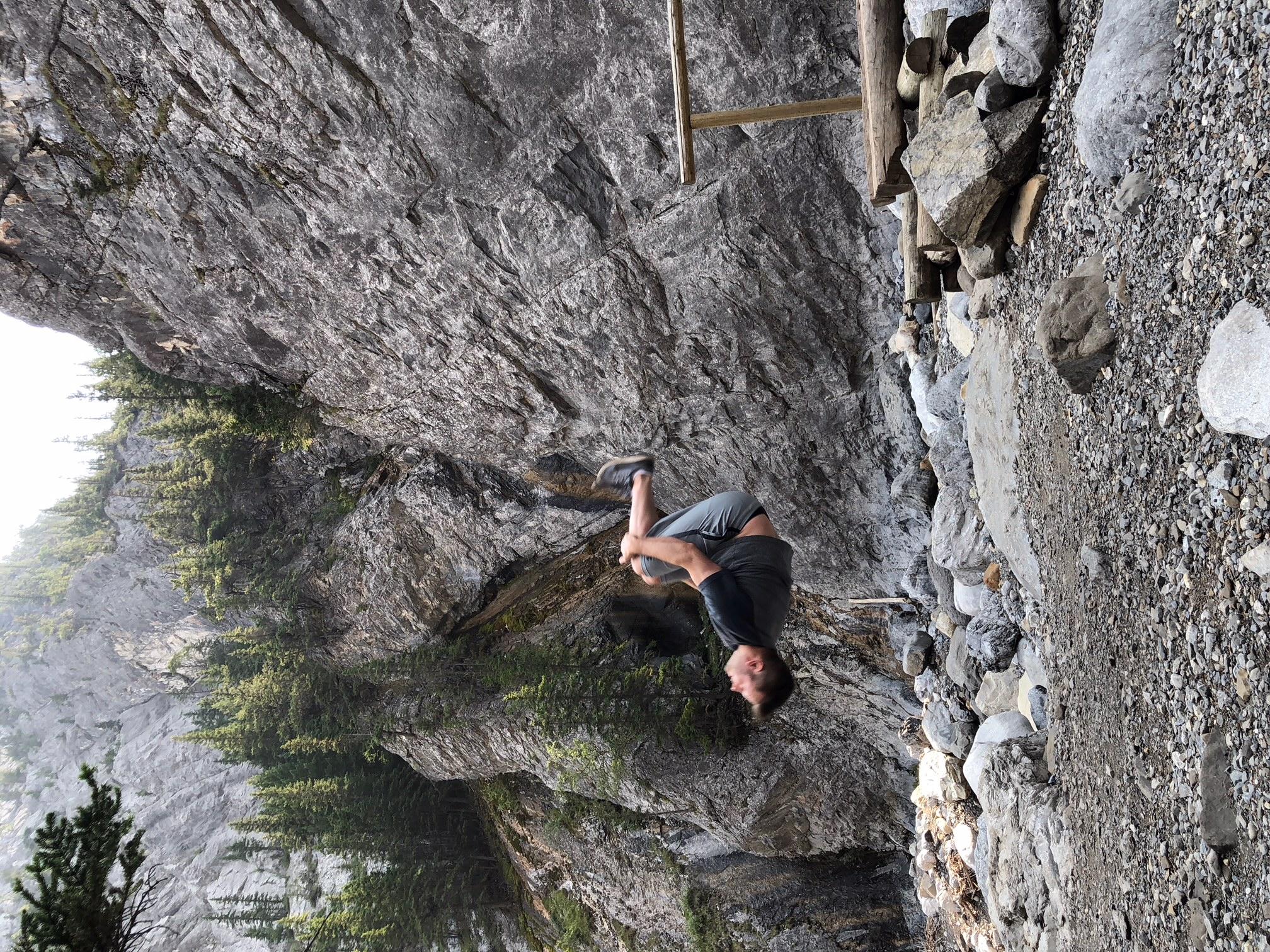 rock climbing fort mcmurray